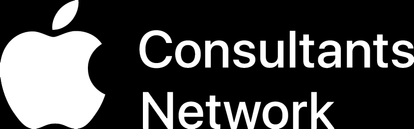 Proud Member of Apple Consultants Network